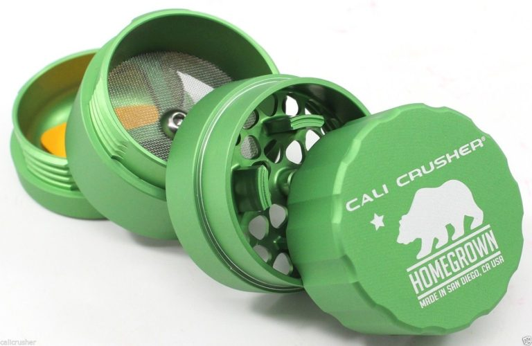 Cali crusher grinder