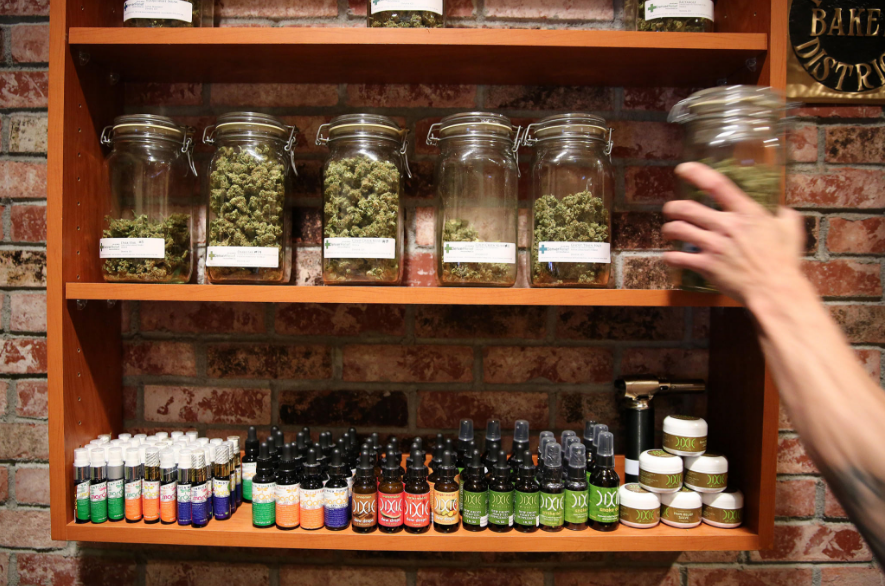DC Passes Medical Marijuana Reciprocity Law