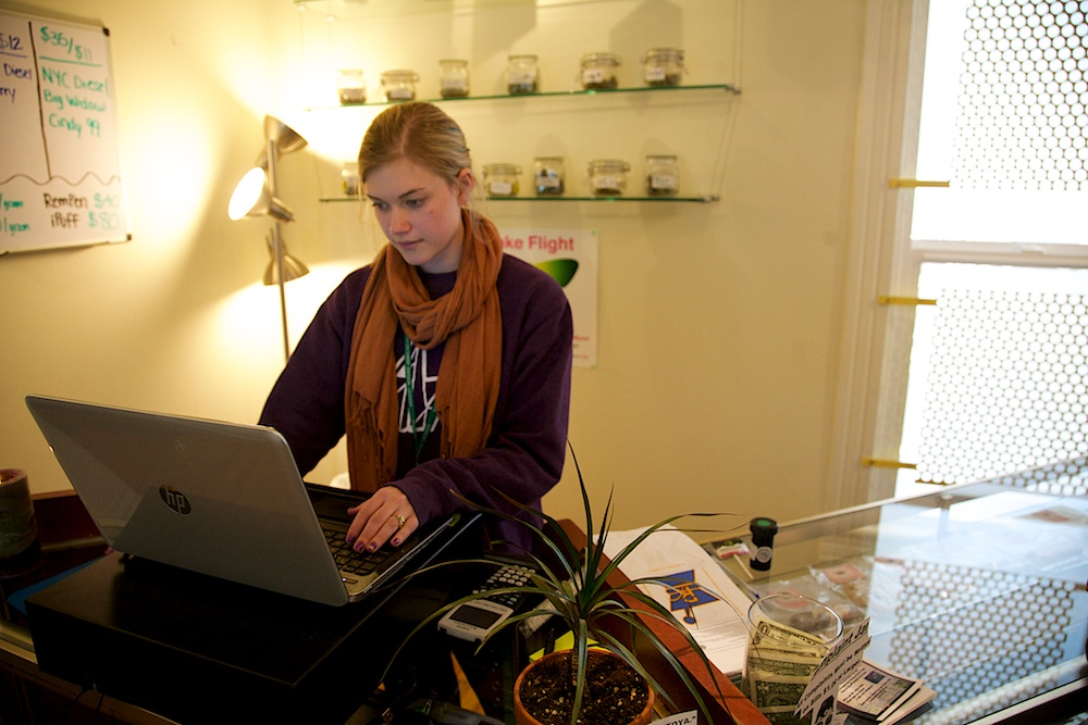 Dispensaries Now Using New Software to Track New Patients