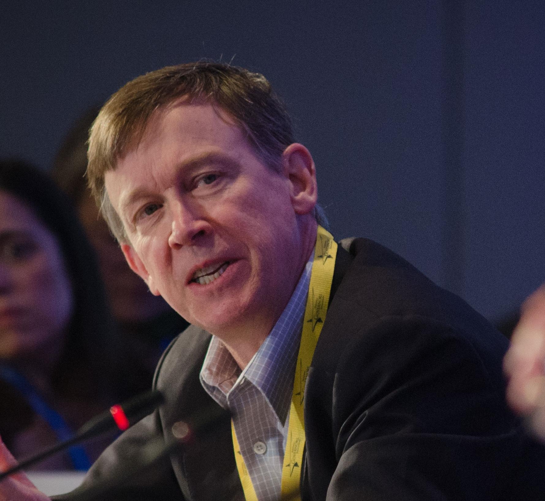 Colorado Governor Hickenlooper Advises California on Legalization