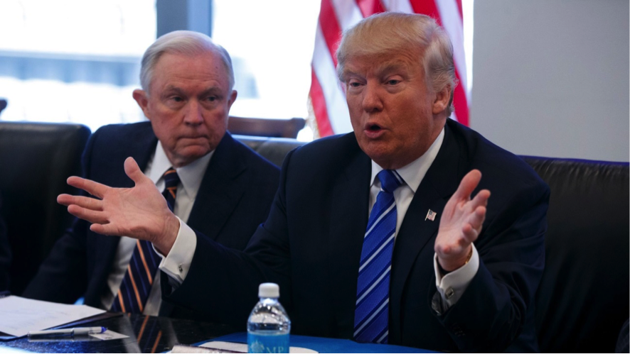 Trump's Administration is Disputing Against the Laws that Protect the Legalization of Medical Cannabis