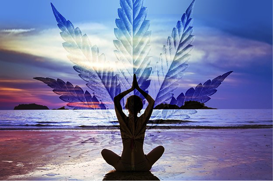 How to Make the Best of Your Yoga Routine with Marijuana