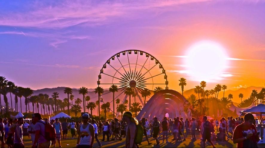 Can I take Marijuana to Coachella?