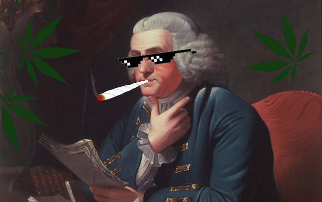 The Status of Cannabis Legalization: Would our founding fathers be proud?