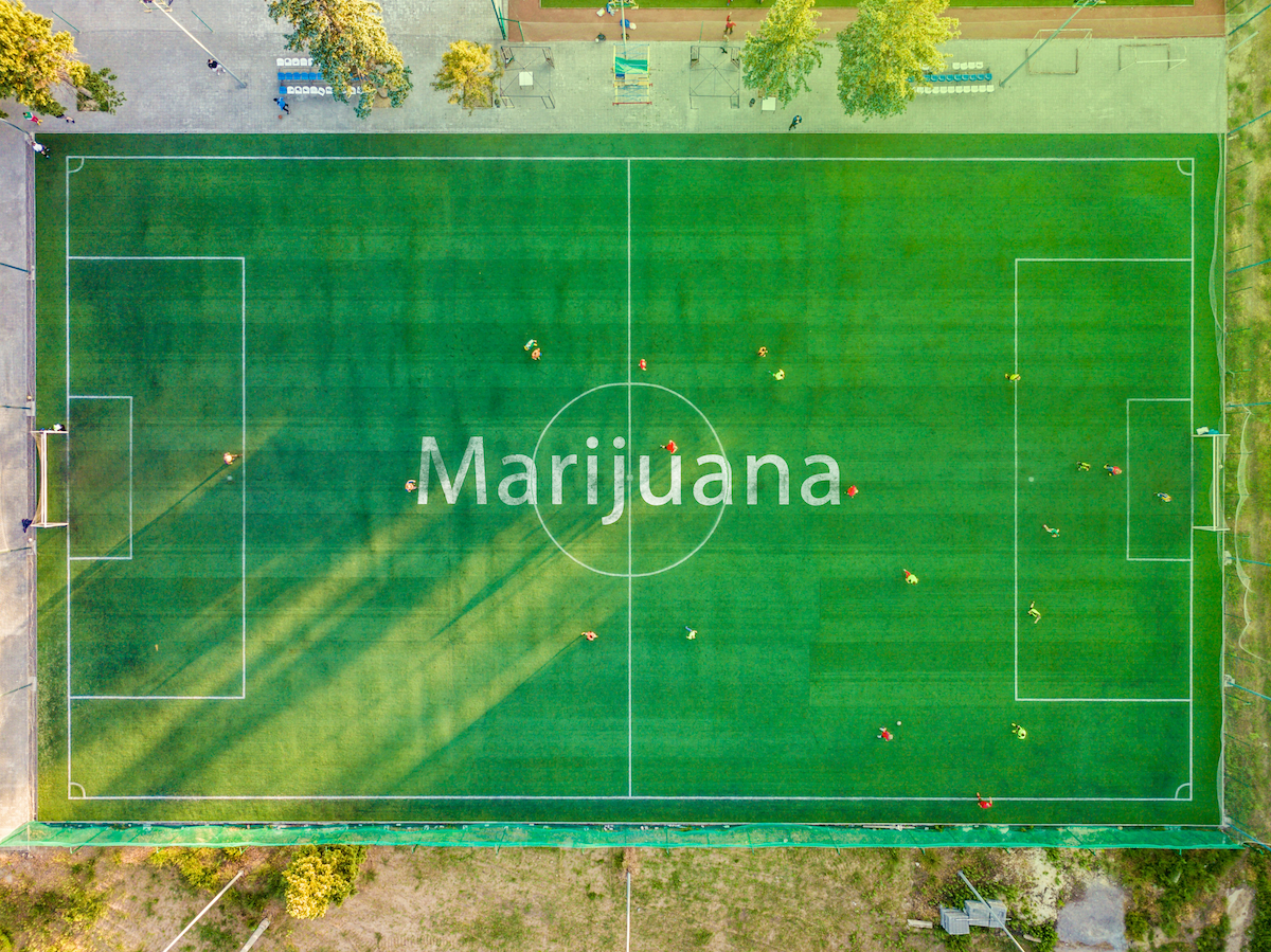High Times for Professional Sports
