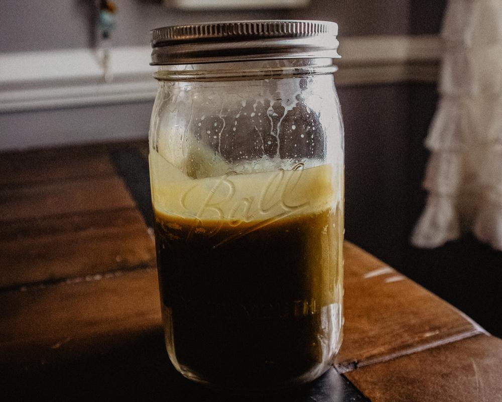 cannabutter jar