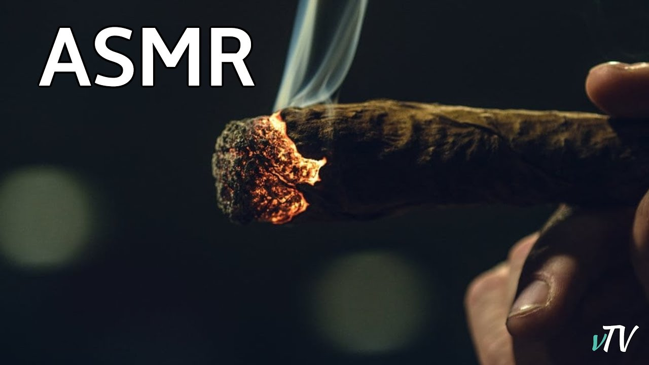 Learn how to roll a blunt, the ASMR way