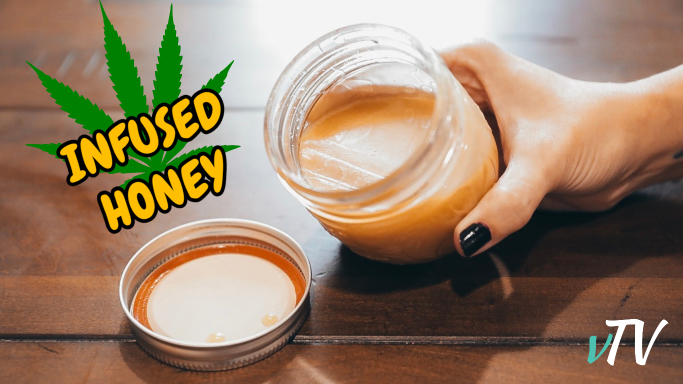 Boost Your Well-Being with this Easy Cannabis-Infused Honey Recipe