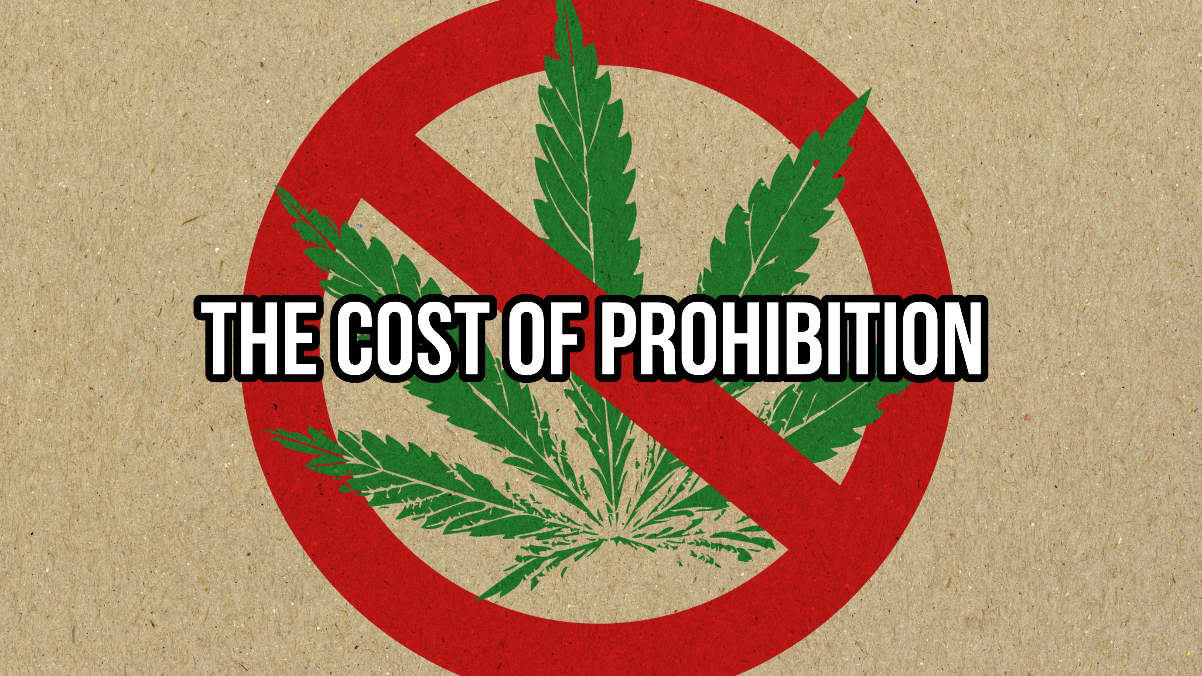 cost of prohibition