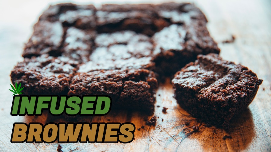 "How to Make ""Pot Brownies"": Veriheal's Famously Robust Cannabis-Infused Brownies"