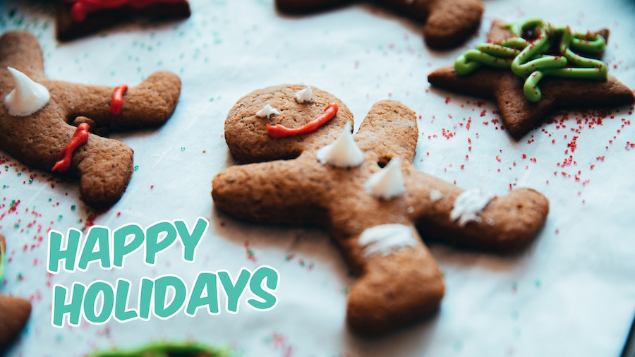Elevate The Holidays With This Easy Cannabis-Infused Gingerbread Cookie Recipe