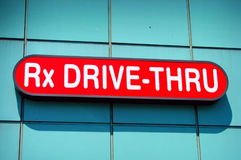 drive thru rx