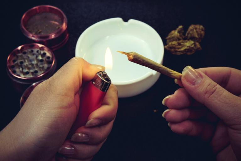 smoke joint
