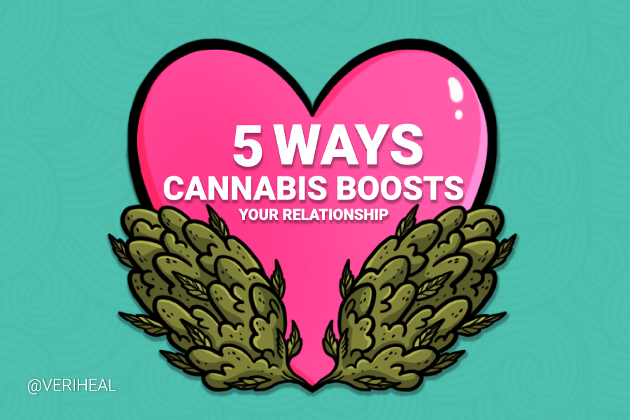 5 Ways That Cannabis Can Boost Intimacy in Relationships