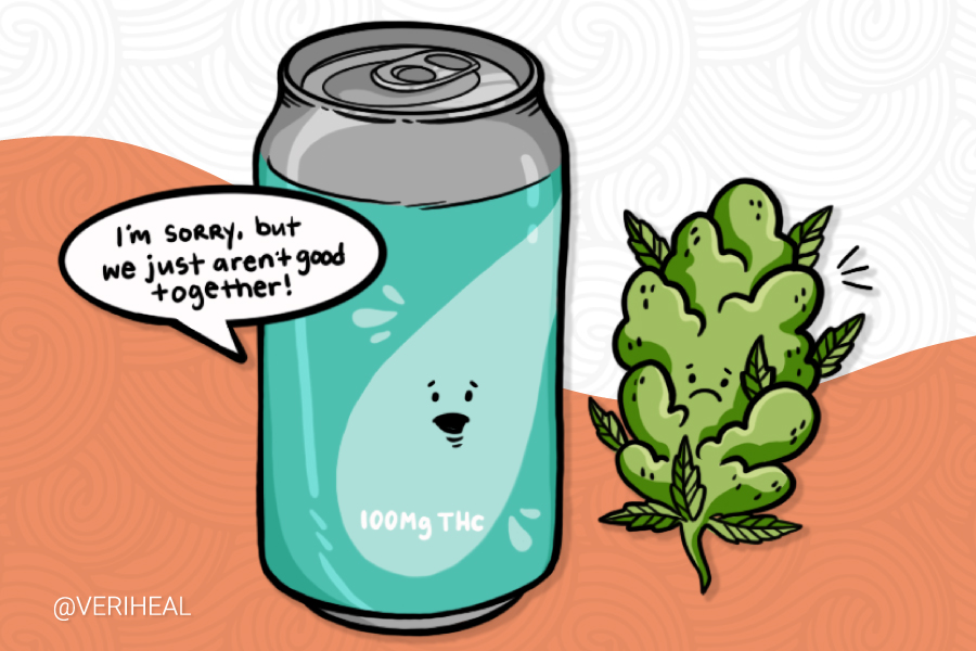THC and Aluminum Cans: Not a Match Made in Heaven