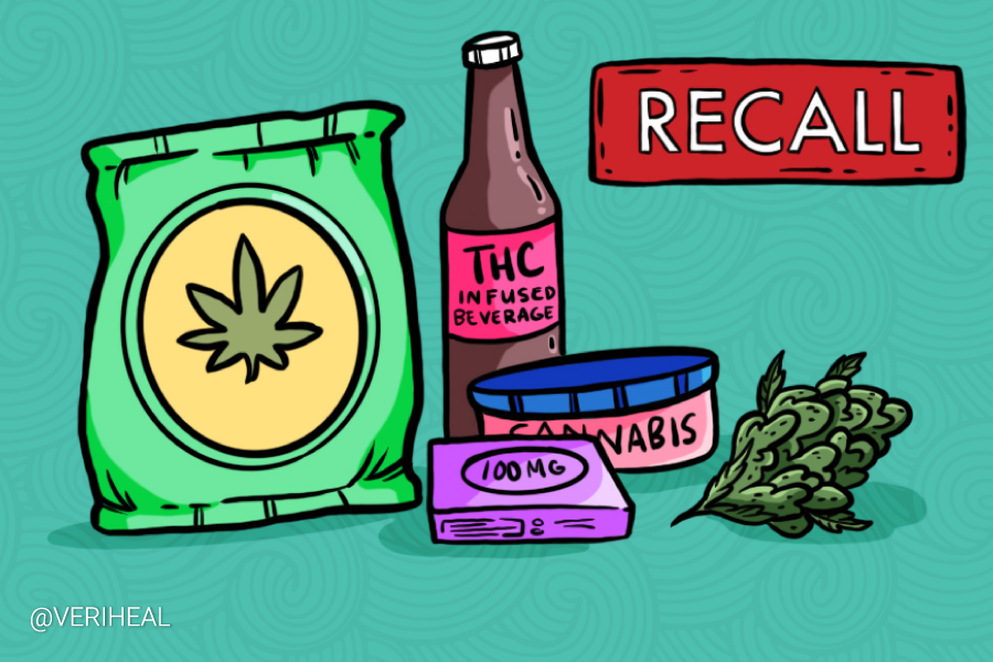 Why Cannabis Legalization Helps Prevent Product Recalls