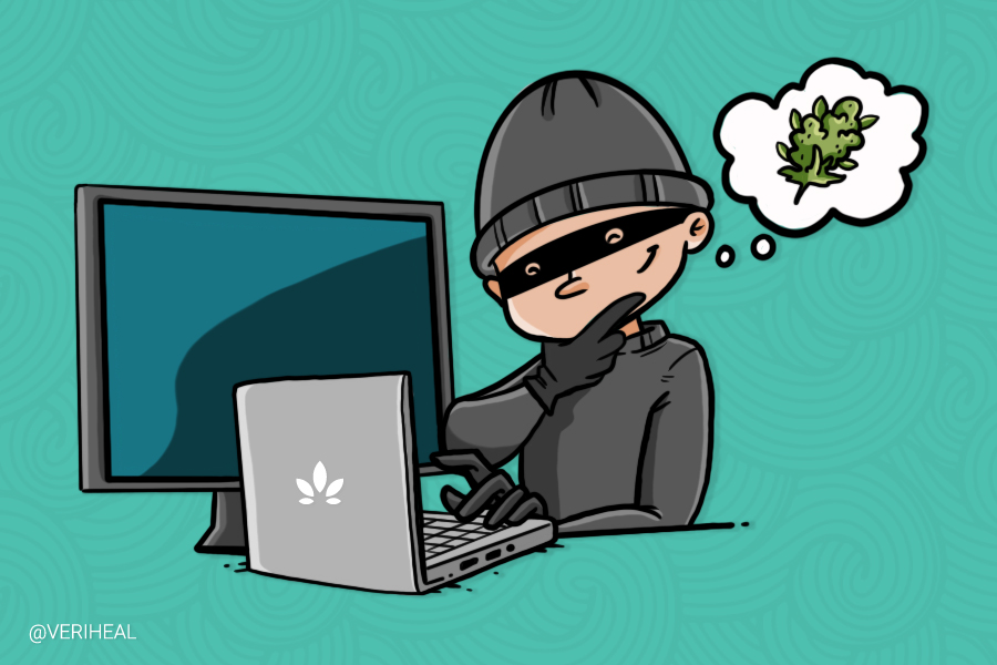 Hacking and Cybercrime Threaten the Cannabis Industry