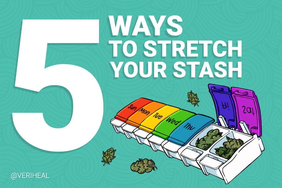 5 Ways to Stretch and Save Your Stash Amid Of A Shortage