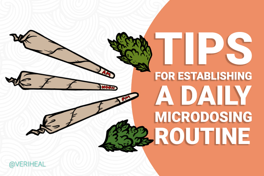 Tips For Establishing an Optimum Daily Microdosing Routine