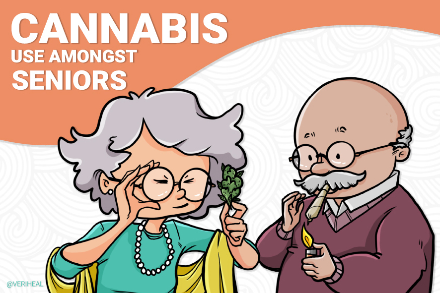 Cannabis Gives Senior Citizens a Higher Quality of Life