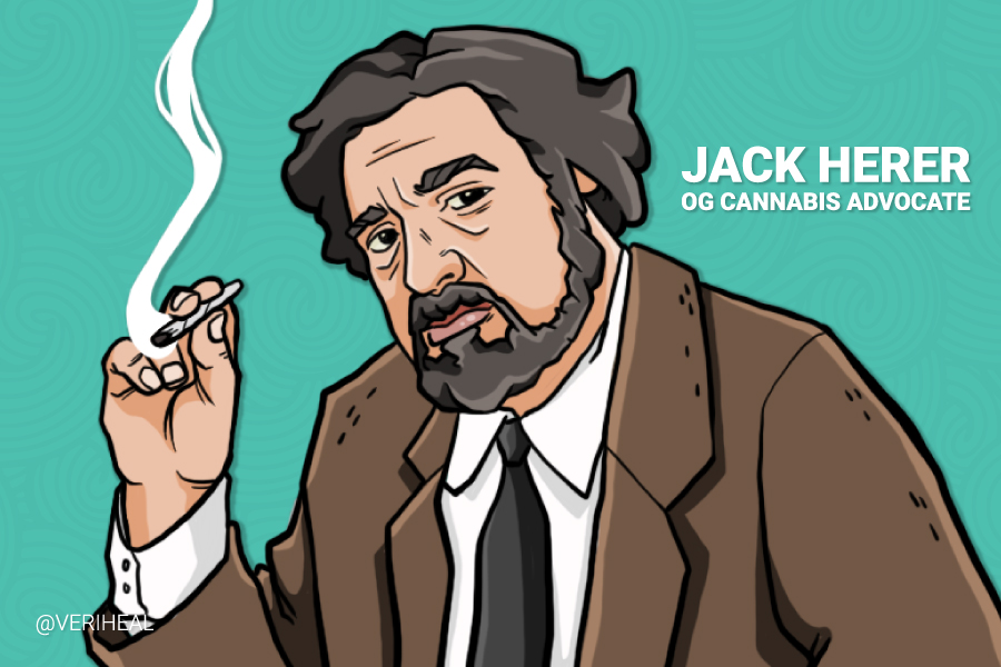 Meet Jack Herer: OG Cannabis Advocate and Activist