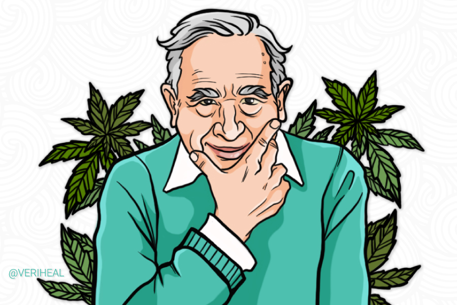 All About Dr. Raphael Mechoulam: The Man Who Discovered THC