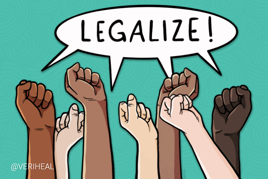How Cannabis Legalization Can Help Fight For Racial Justice