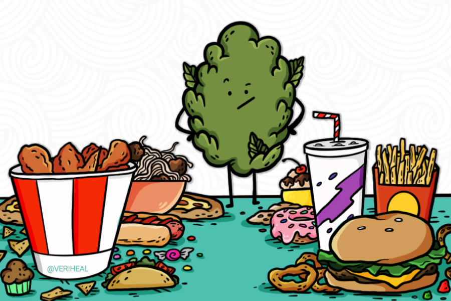How To Manage The Munchies When Medicating With Cannabis