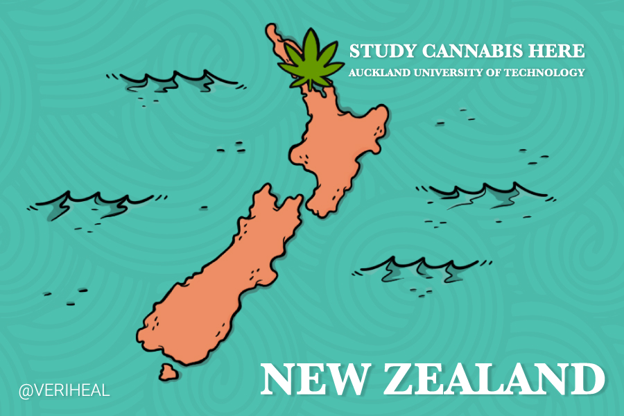 A Cannabis 101 Course Is Now Available at New Zealand's AUT