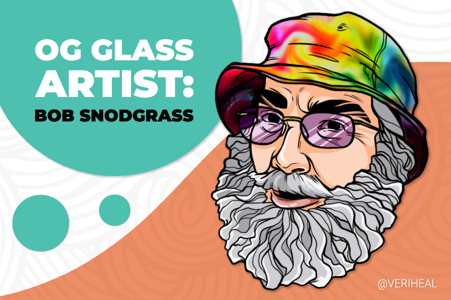 A Tribute to Bob Snodgrass: OG Glass Artist and Pipe Maker