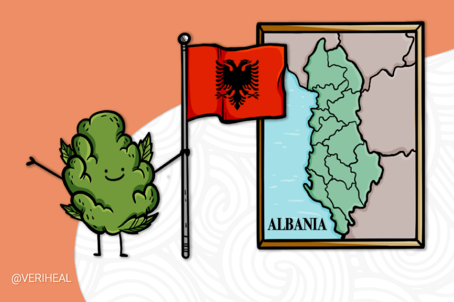 Albania is Poised to Legalize Cannabis to Help Crush the Illicit Drug Trade