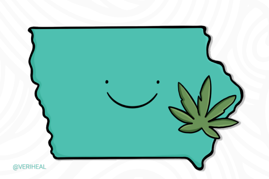 Iowa Has Expanded Its Medical Cannabis Program