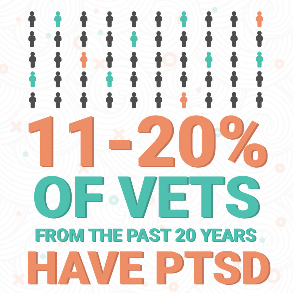 Veterans PTSD Stats