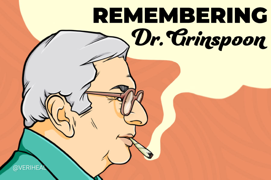 Remembering Cannabis Reform Advocate Dr. Lester Grinspoon