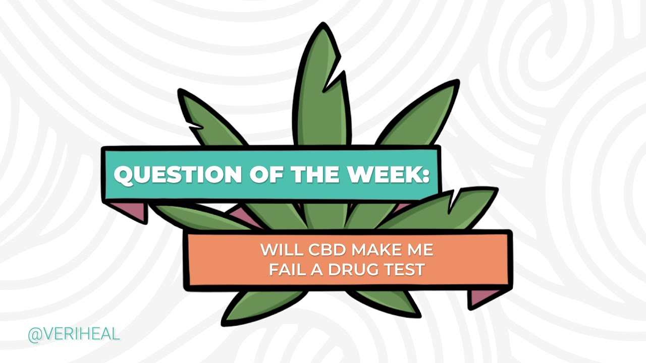 Can I Fail a Drug Test if I Take CBD?