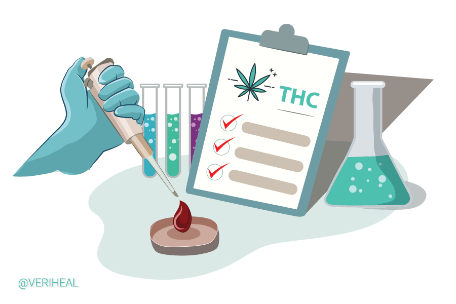 High THC Blood Levels Do Not Equal Increased Intoxication: A Study