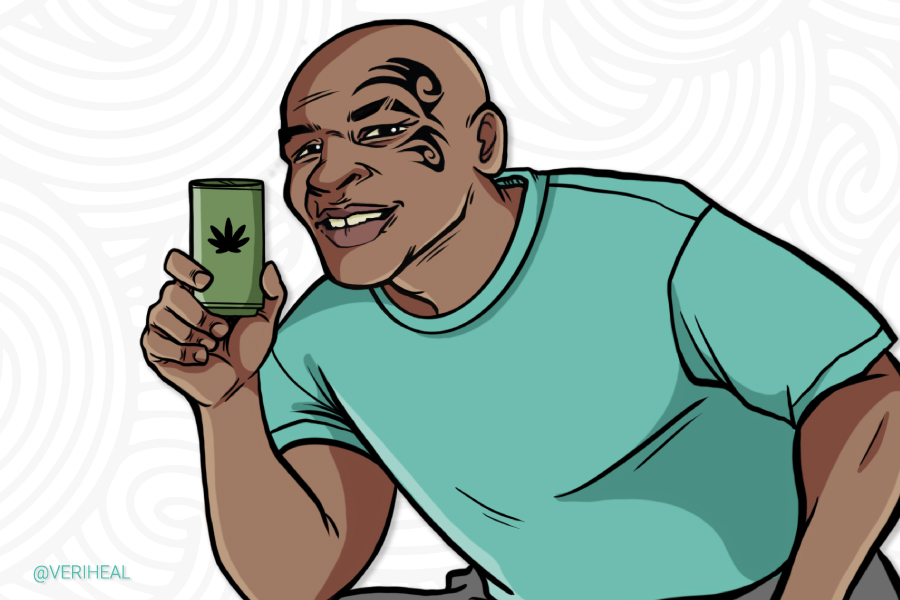Mike Tyson is Bringing Innovation to the Cannabis Beverage Market