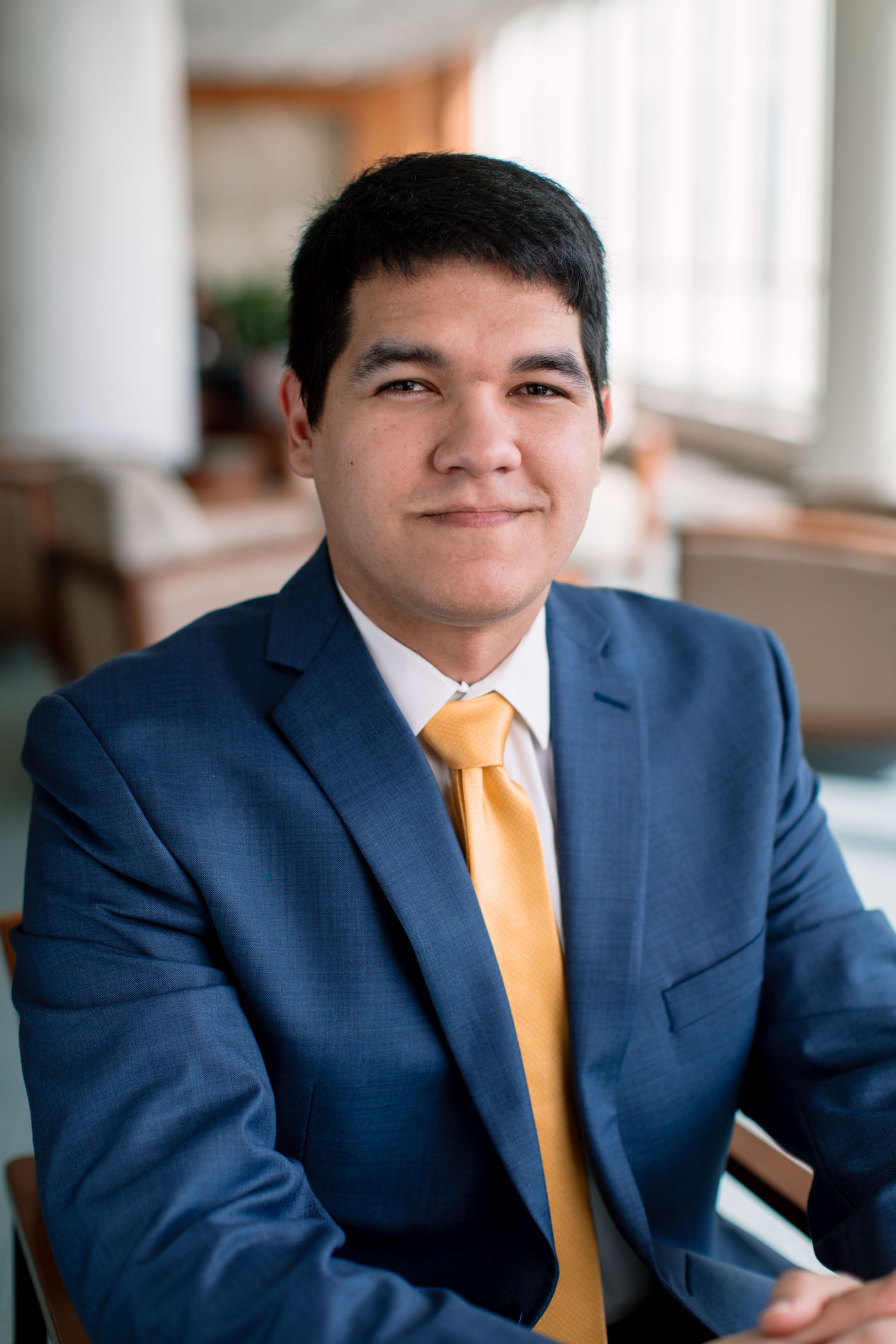Sinibaldo Romero Arocha Veriheal Scholarship Winner