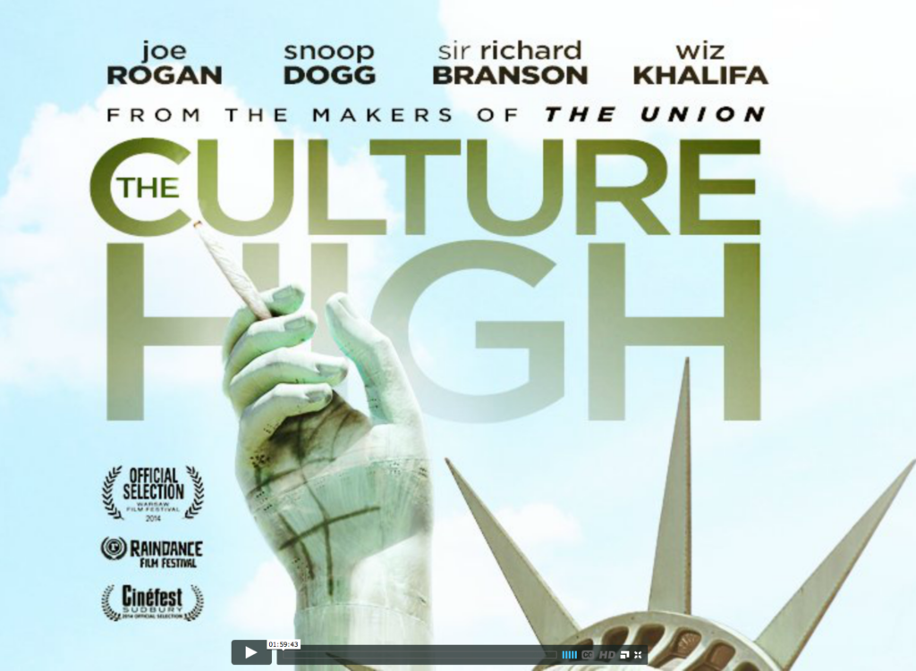 cannabis documentaries culture high
