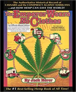 The Emperor Wears No Clothes Jack Herer Book