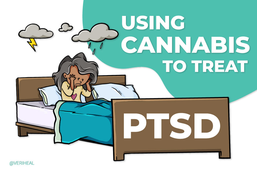 Using Cannabis to Help Treat the Symptoms of PTSD