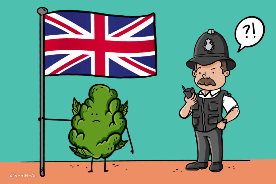 What Does Cannabis Legalization Look Like in the UK?