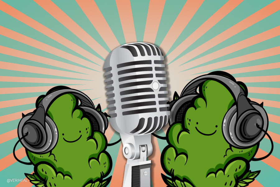5 Great Cannabis Podcasts You Should Be Listening To