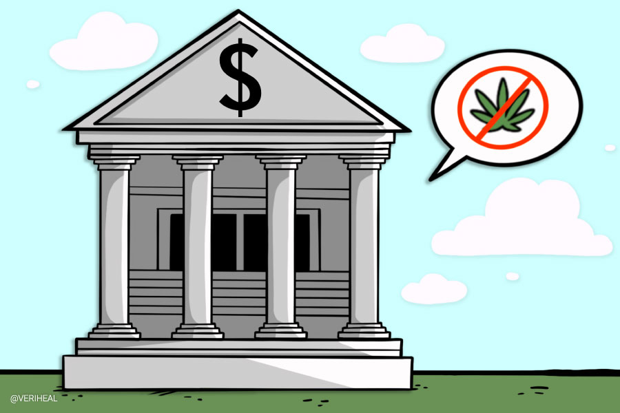 A New FinCEN Report Shows a Decline in Banks Working With Cannabis Businesses