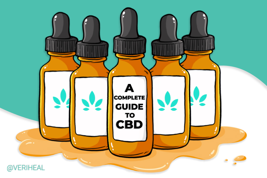 The Complete Guide to CBD: Everything You Need to Know About Cannabidiol