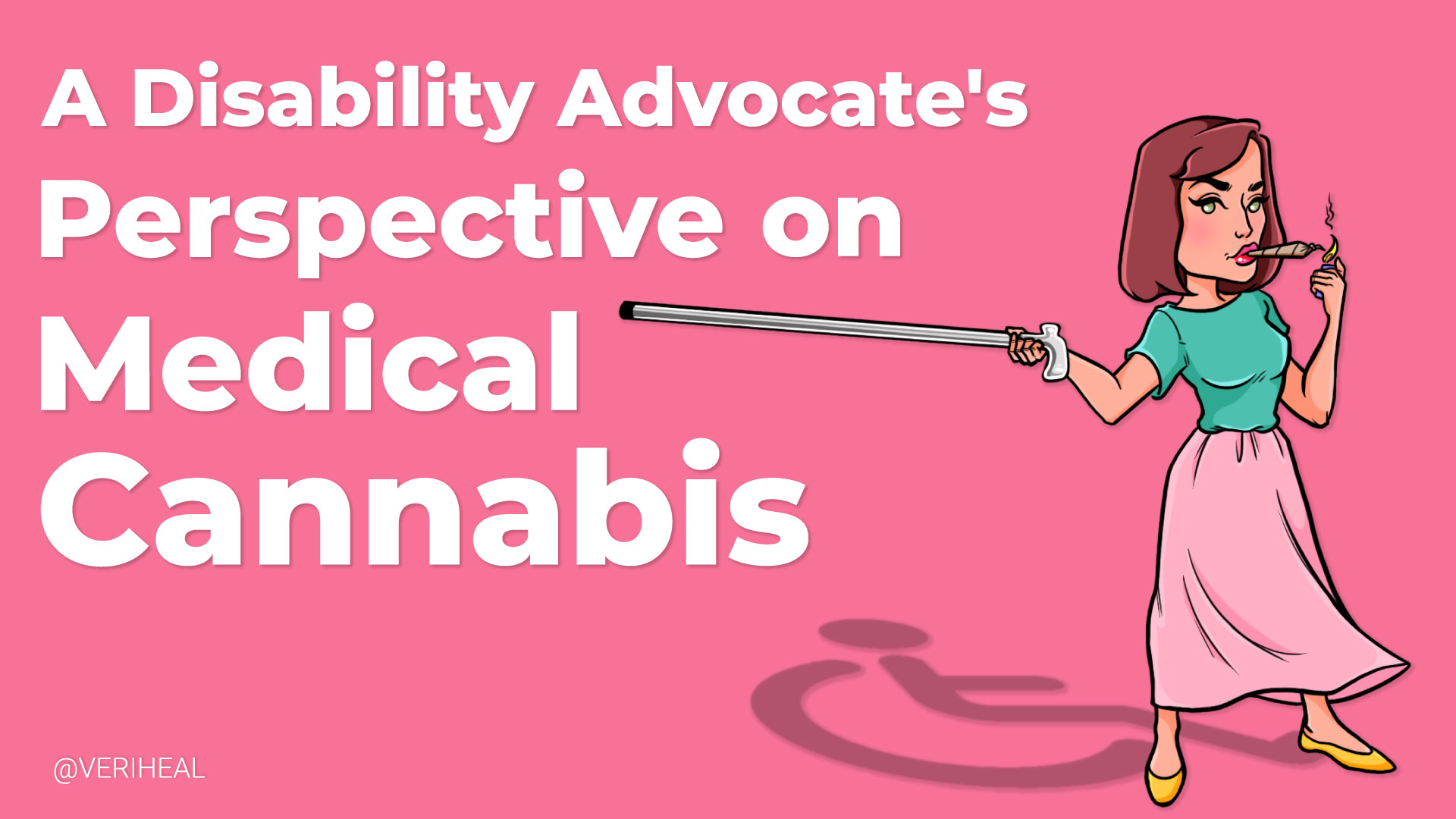 A Disability Advocate's Perspective on Medical Cannabis