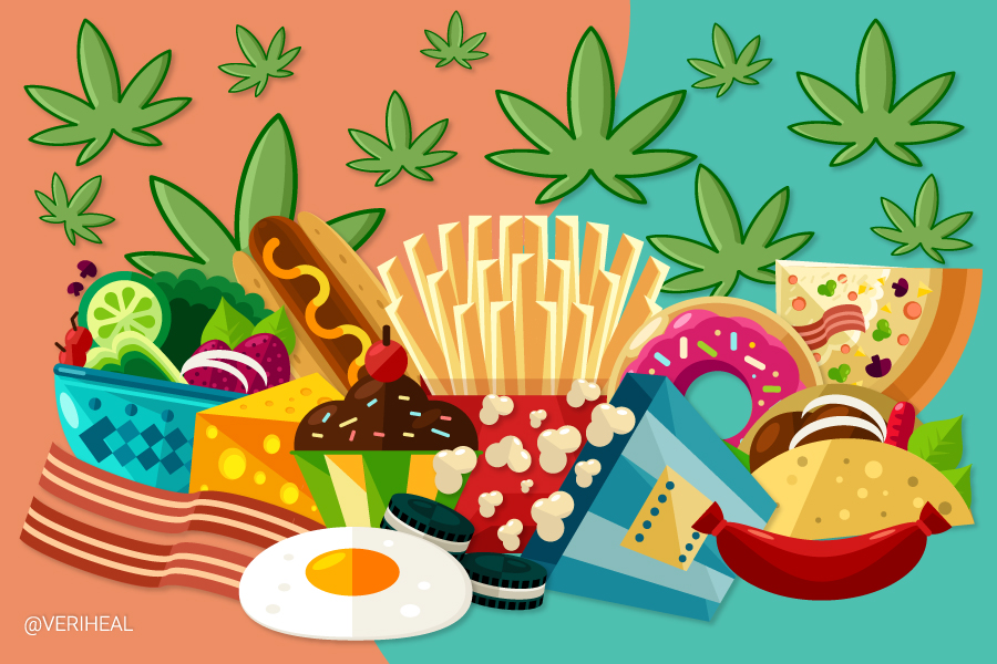 How Food Intake Impacts Cannabis Consumption and Effects