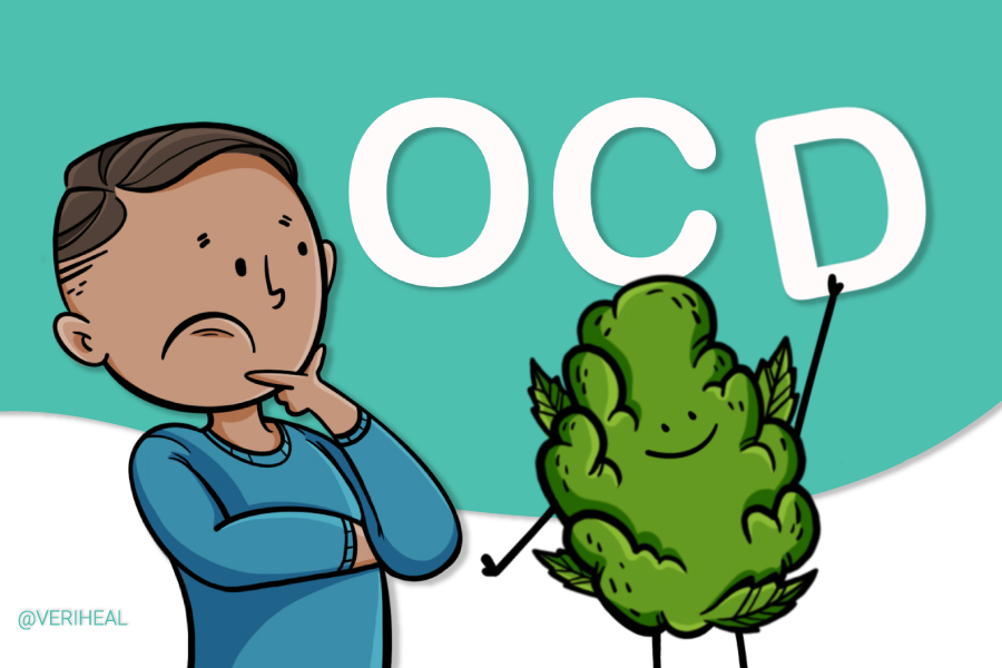 New Research Suggests That Cannabis Could Bring Relief For OCD Symptoms