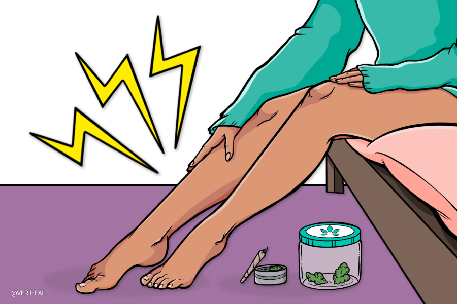 What Does Research Say About Treating Restless Legs Syndrome With Cannabis?