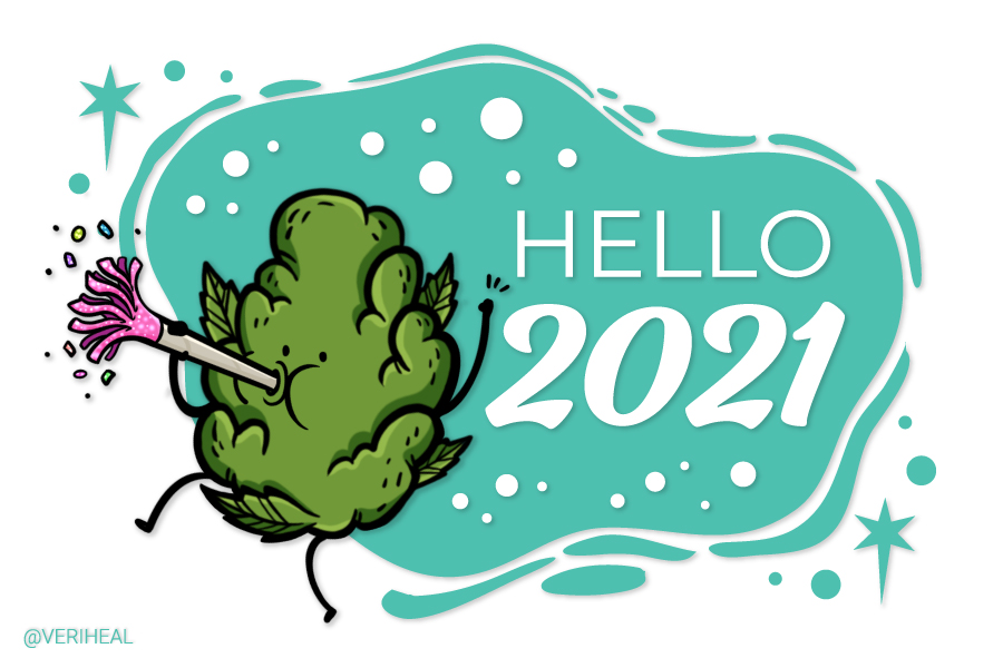 Canna Solutions to Support Your 2021 New Year's Resolutions